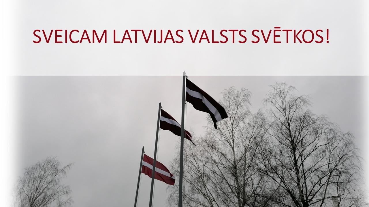 Latvijas valsts svetki